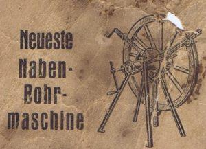 Nabenbohrmaschine